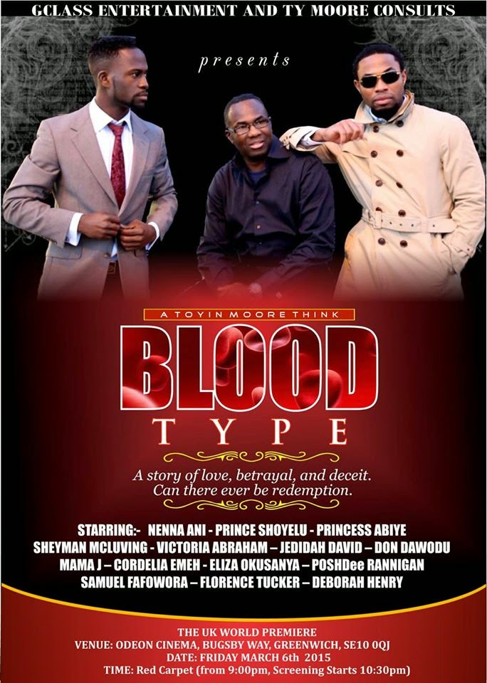 Blood Type Movie