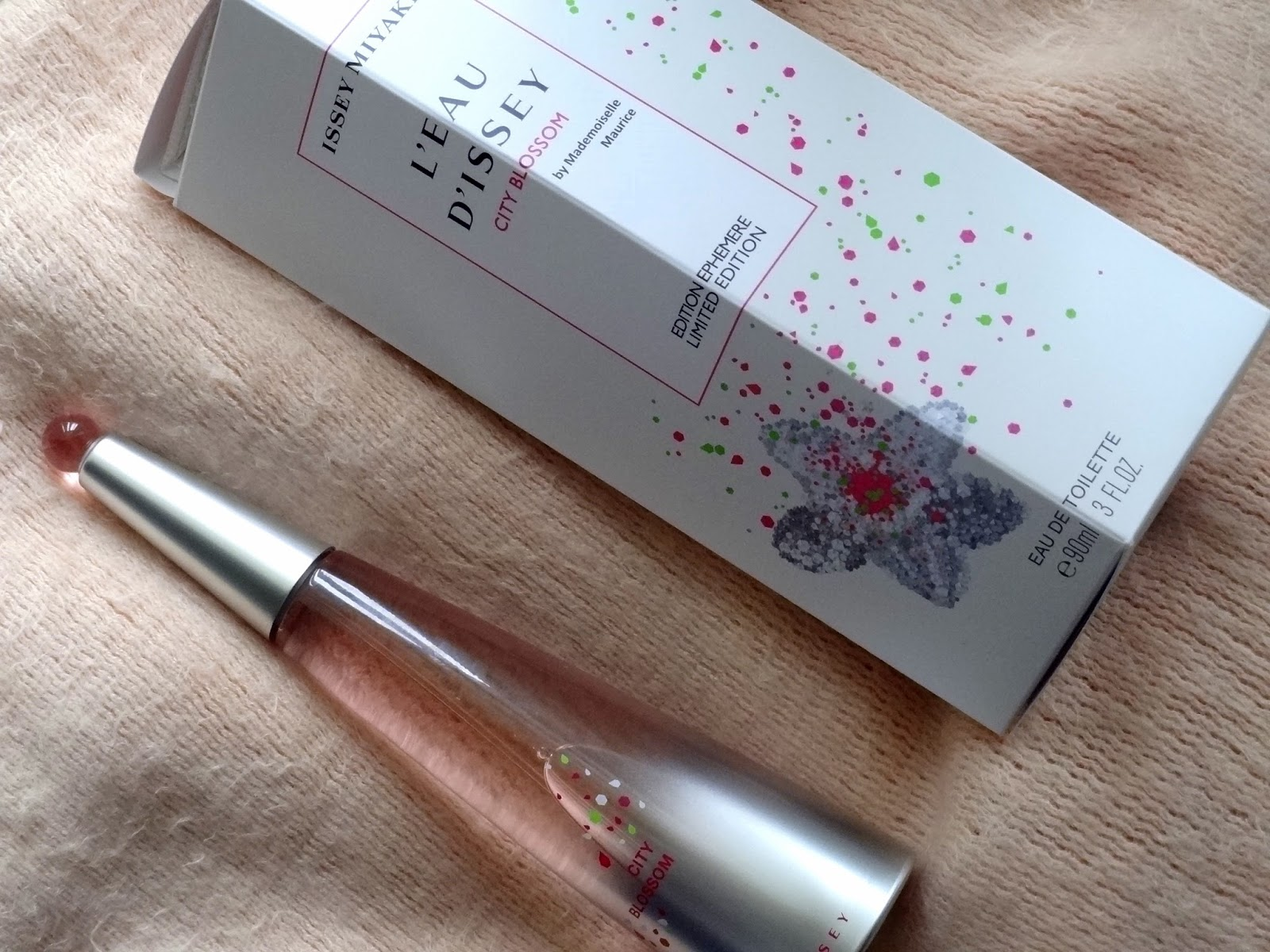 Issey Miyake L'Eau d' Issey City Blossom