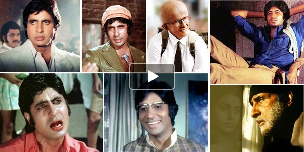 Listen to Amitabh Bachchan Songs on Raaga.com
