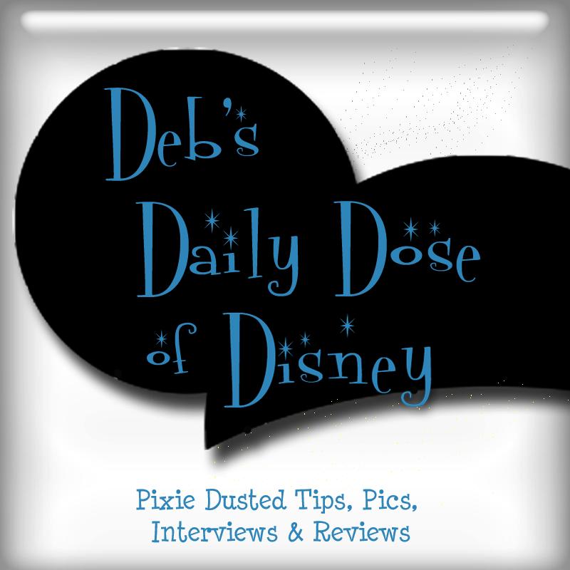 Deb's Daily Dose of Disney