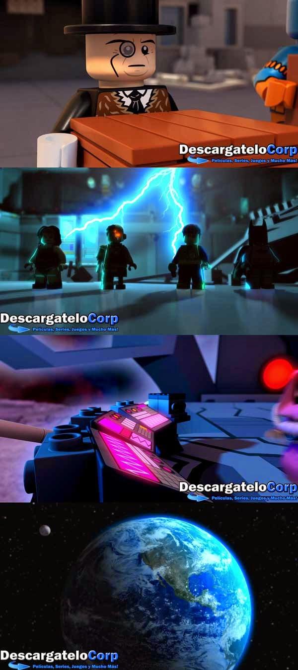 LEGO La Liga de La Justicia vs La Liga de Bizarro 1080p Latino