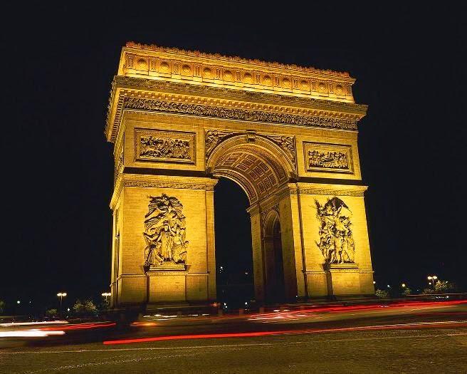 40張法國光城巴黎(Paris)風情高解析度桌布下載!(1280x1024)
