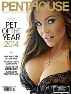 Revista Penthouse Australia-Diciembre 2014 PDF Digital