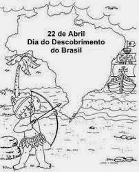 Blog Professor Zezinho 22 De Abril Dia Do Descobrimento Do Brasil