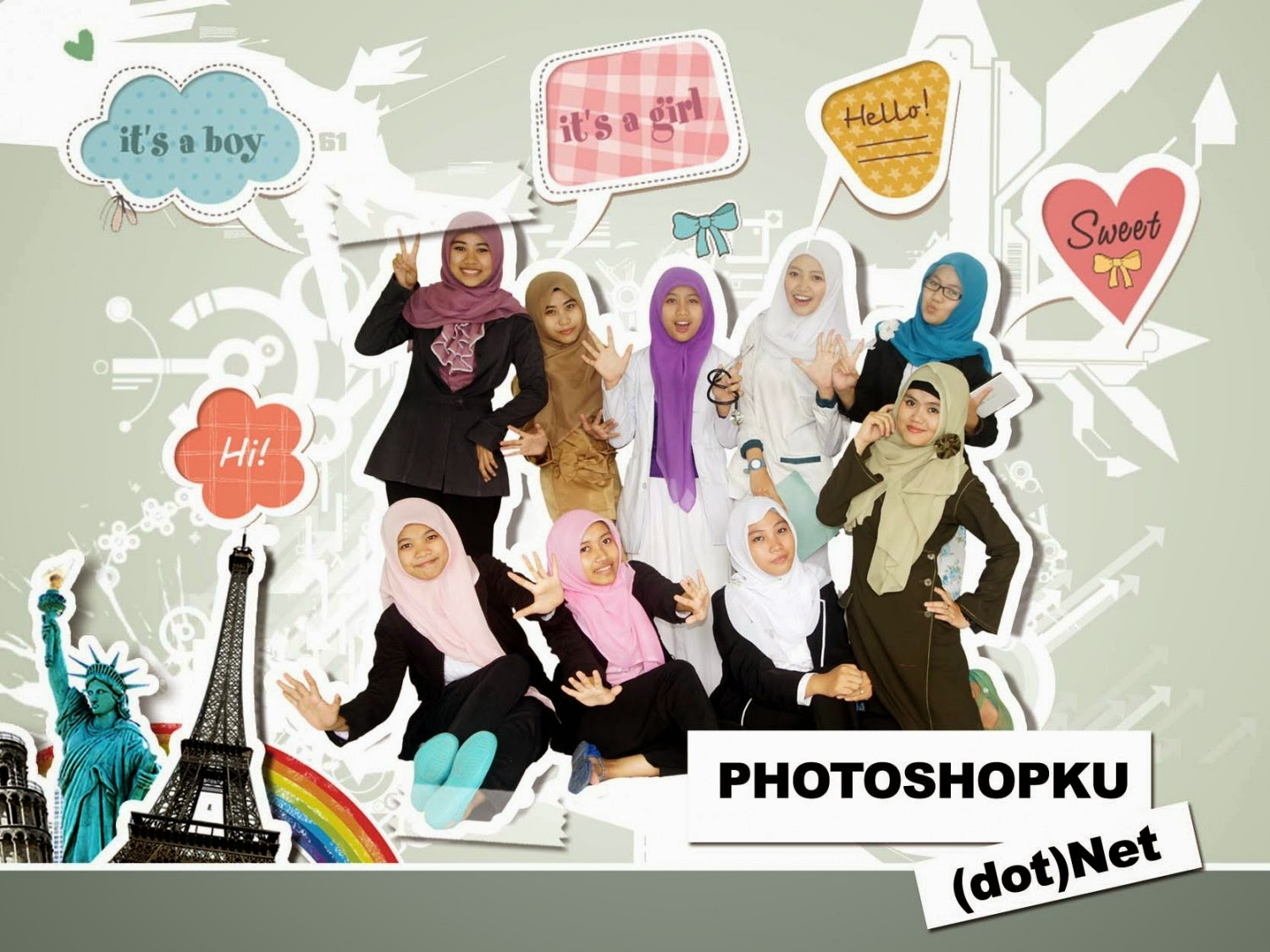 %name Membuat wallpaper dengan adobe photoshop