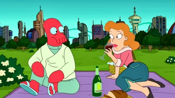 Futurama 7x25  Stench and Stenchibility  en español latino