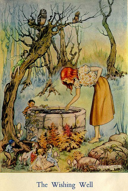 The Wishing Well by spratmackrel, via Flickr